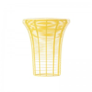ARAM high stool yellow