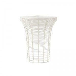 ARAM high stool white