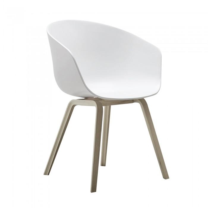 Chaise AAC 22 blanc