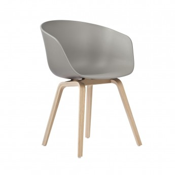 AAC 22 grey chair