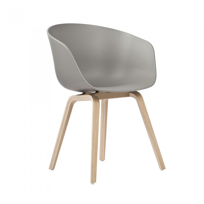 Chaise AAC 22 gris