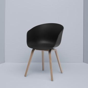Chaise AAC 22 noir