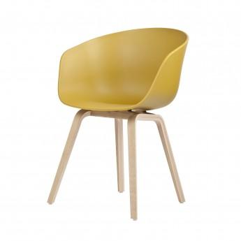 AAC 22 chair mustard