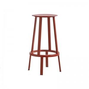 REVOLVER stool red