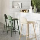 NERD high stool grey