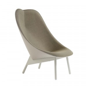 UCHIWA olive green Lounge Chair
