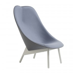UCHIWA blue Lounge Chair
