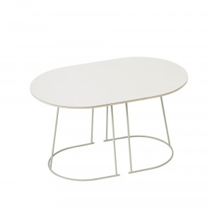 AIRY Coffee table S white