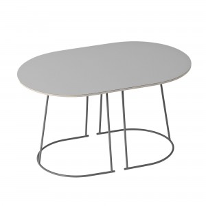 AIRY Coffee table S grey