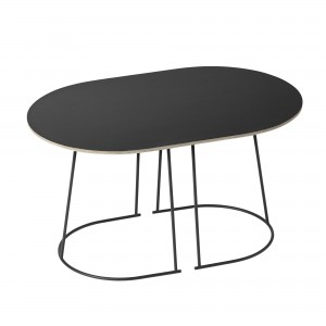 AIRY Coffee table S black