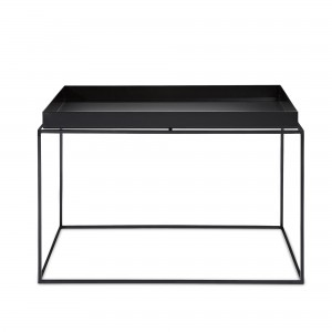 TRAY Coffe Table black