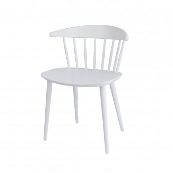 J 104 chair white