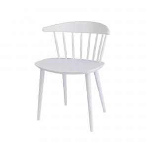 Chaise J104 blanc