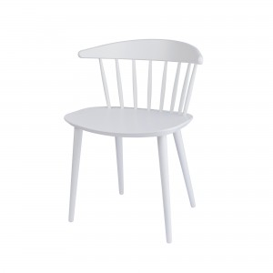 J 104 chair white