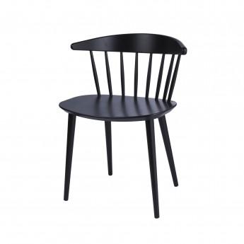 Chaise J104 noir