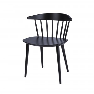J 104 chair black