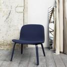 VISU upholstered armchair