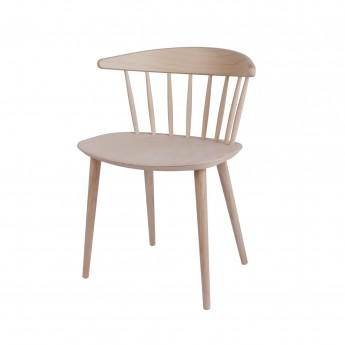J 104 chair natural beech