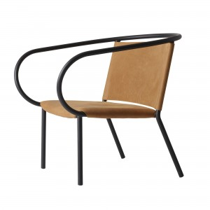 AFTEROOM Lounge chair cognac