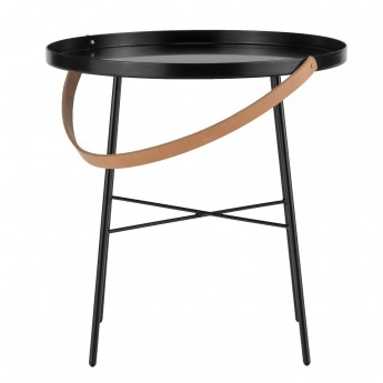 Table basse CARRY ON noir