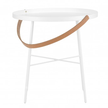 Table basse CARRY ON blanc