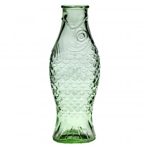 FISH bottle 1L green
