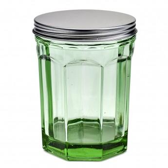 Pot avec couvercle M