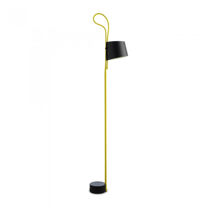 ROPE TRICK standard lamp