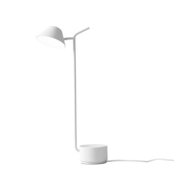 Lampe de table PEEK noir
