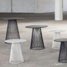 GARBO bistrot table black