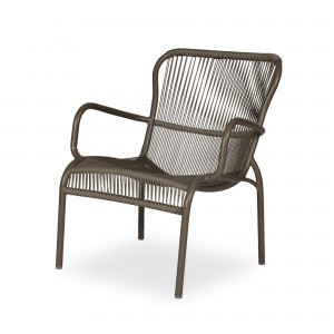LOOP LOUNGE ROPE armchair
