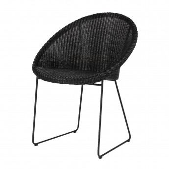 JOE armchair black