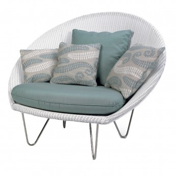 JOE LOUNGE armchair