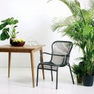 LOOP chair black