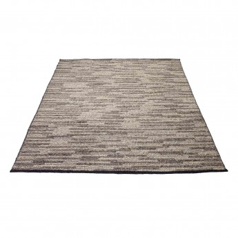 BRAID rug multy grey