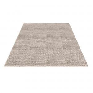 BRAID rug light grey