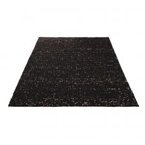 LOOP rug charcoal