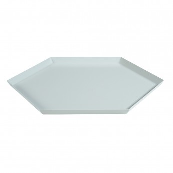KALEIDO tray XL grey