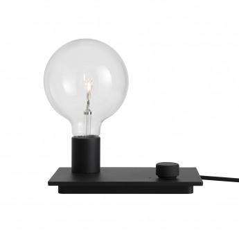 CONTROL lamp black
