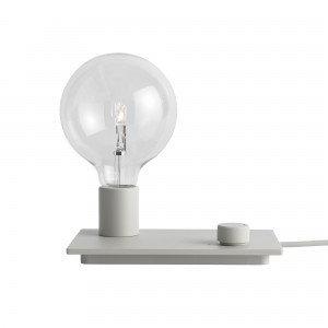 CONTROL lamp grey