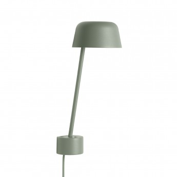 LEAN lamp black