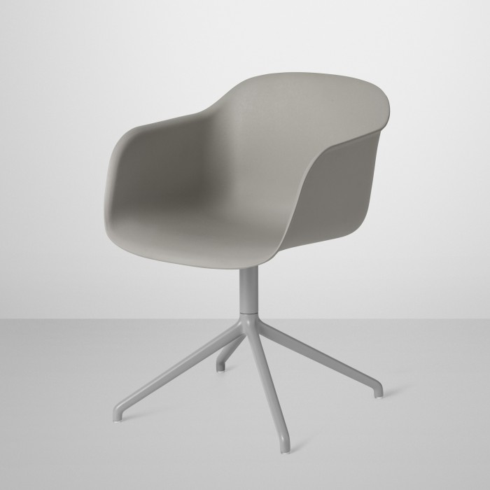FIBER Chair swivel base - MUUTO