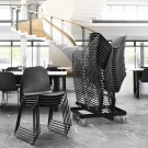 Chaise VISU wirebase