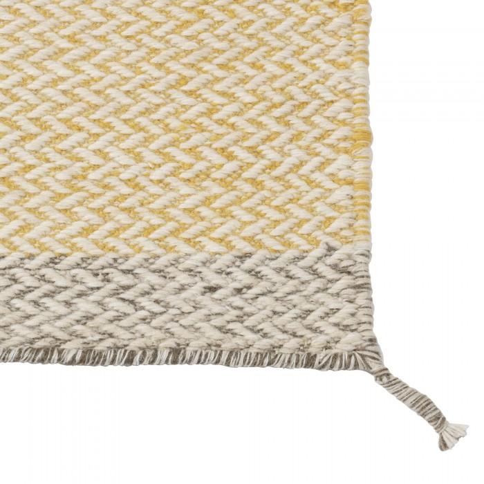 PLY yellow rug