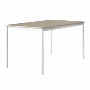 BASE Table oak/white