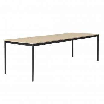 BASE Table oak/black