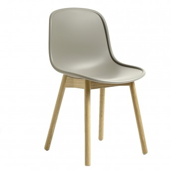 NEU 13 chair grey oak base