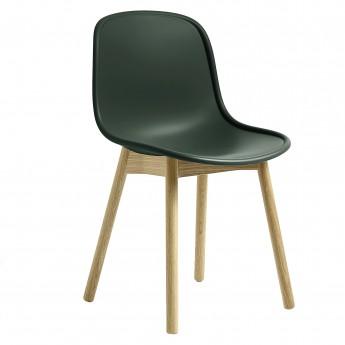 NEU 13 chair green oak base