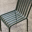 Chaise PALISSADE olive