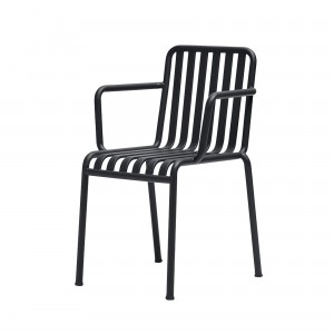 PALISSADE arm chair anthracite